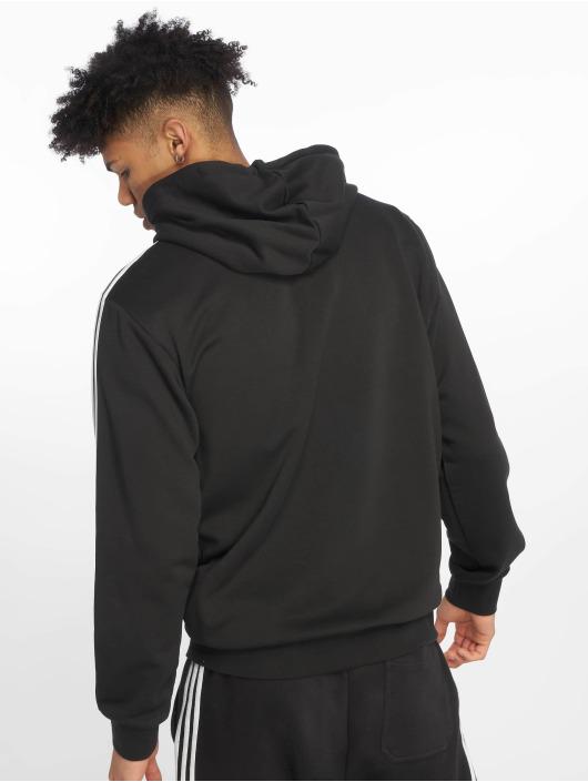 adidas Performance Zip Hoodie 3S black
