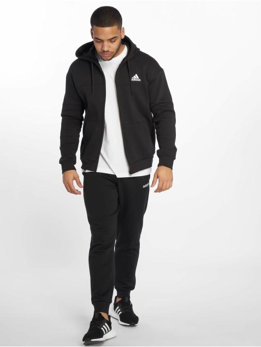 adidas Performance Zip Hoodie SPT Full czarny