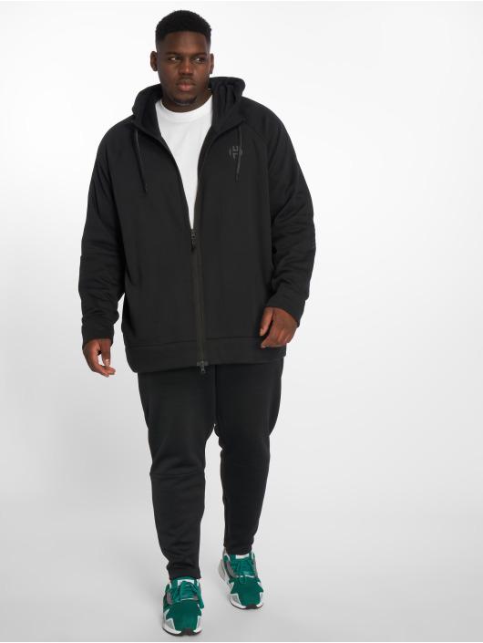 adidas Performance Zip Hoodie Harden svart