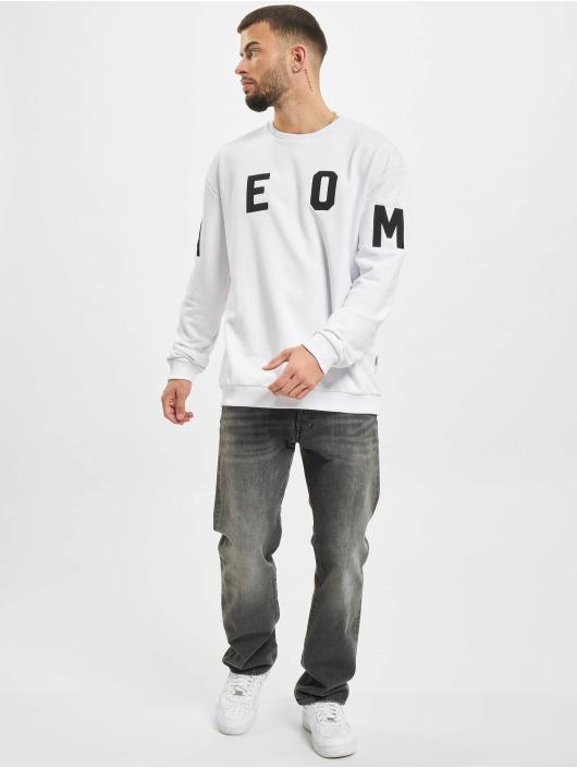AEOM Clothing Пуловер College белый