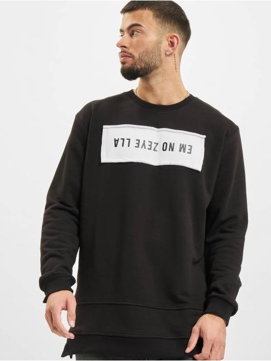 AEOM Clothing Пуловер Logo черный