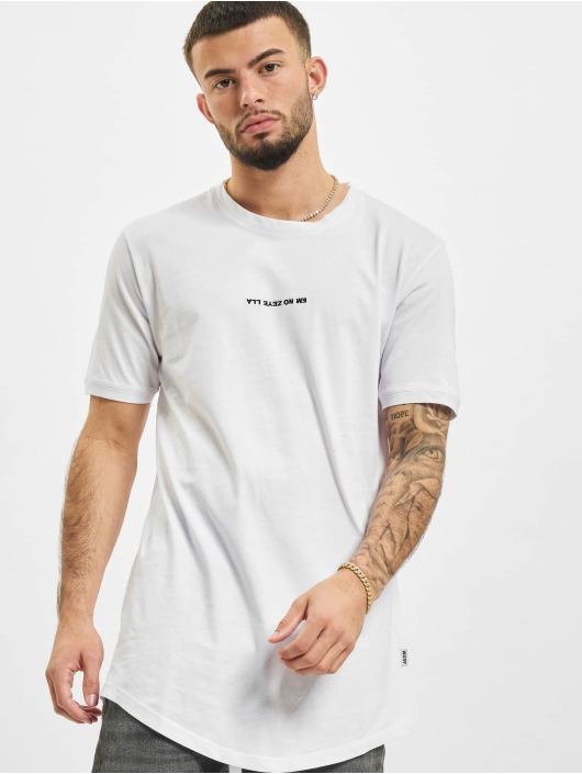 AEOM Clothing Camiseta Logo blanco