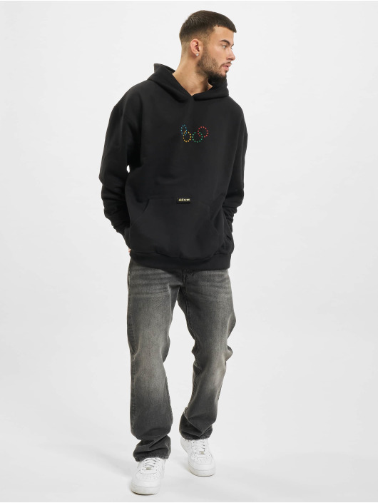 AEOM Clothing Hoodie Olympic svart