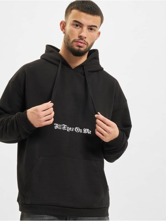 AEOM Clothing Hoodies Old Hodded čern
