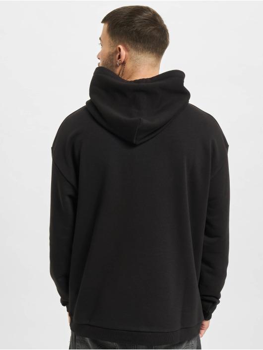 AEOM Clothing Hoody Old Hodded schwarz