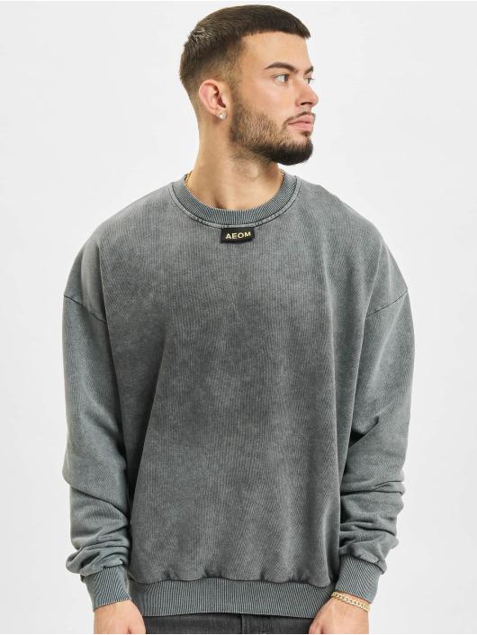 AEOM Clothing Pullover MEGA grau