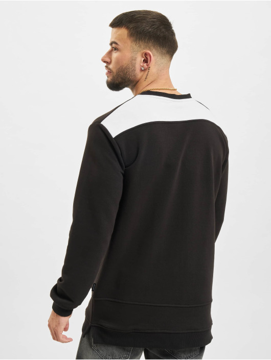 AEOM Clothing Pullover Logo schwarz