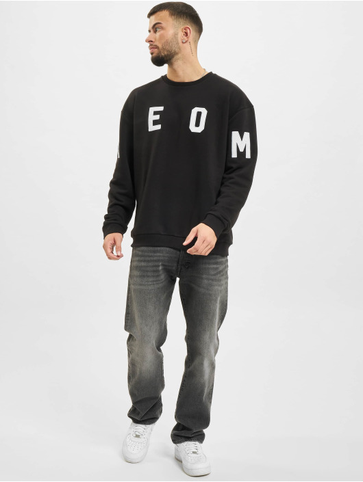 AEOM Clothing Puserot College musta