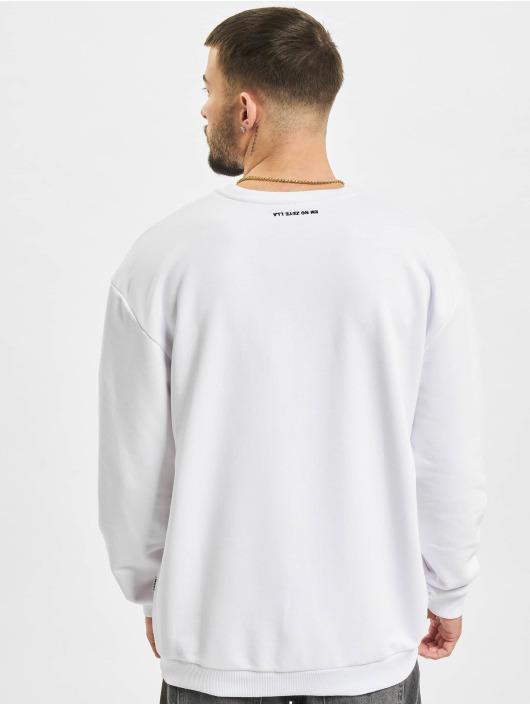 AEOM Clothing Svetry College bílý