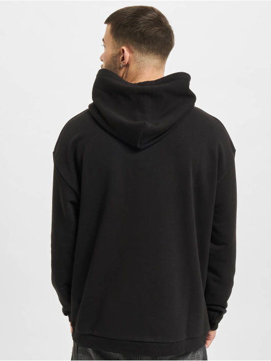 AEOM Clothing Sweat capuche Old Hodded noir