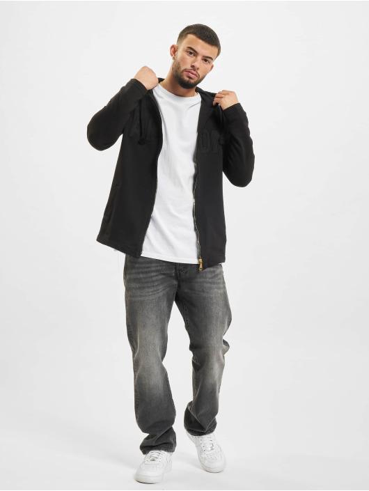 AEOM Clothing Sweat capuche zippé Clothing Off Black noir