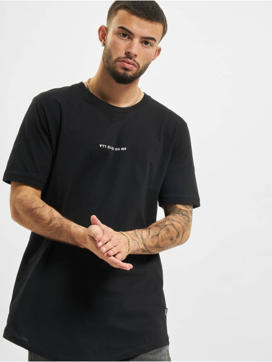 AEOM Clothing T-paidat Logo musta