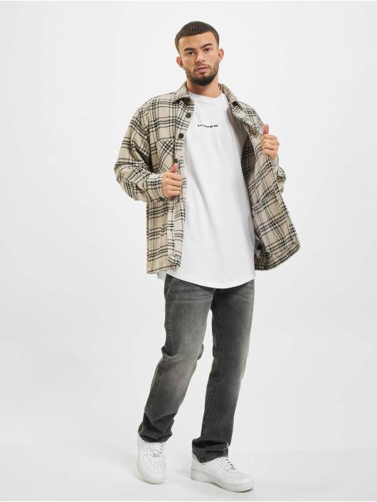 AEOM Clothing T-Shirt Logo blanc