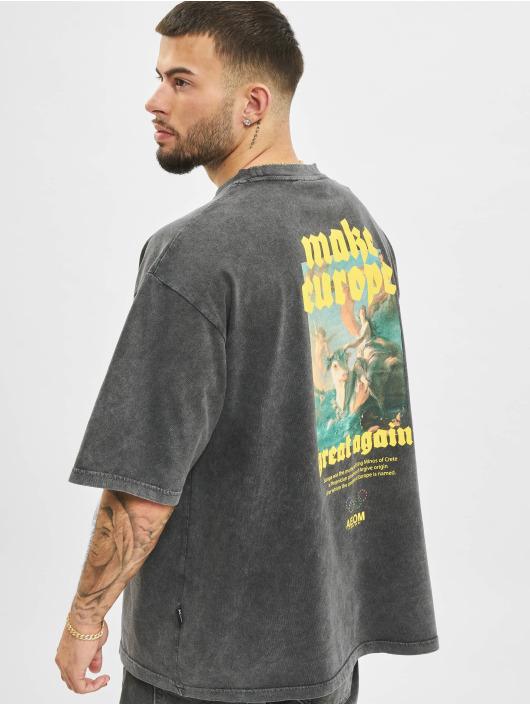 AEOM Clothing T-Shirt M.E.G.A gris