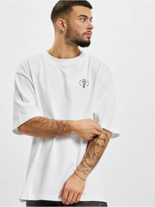 AEOM Clothing t-shirt Made In Europa wit