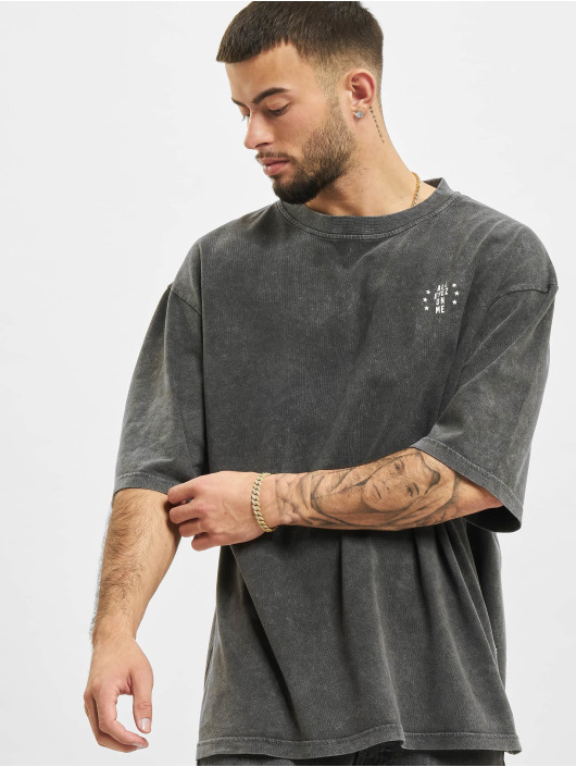 AEOM Clothing T-shirts Made In Europa grå