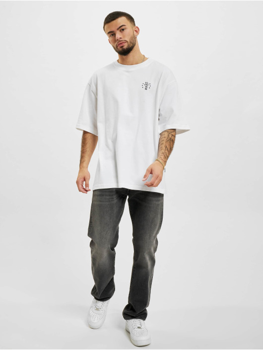 AEOM Clothing T-Shirty Made In Europa bialy