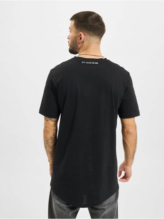 AEOM Clothing T-Shirty Logo czarny