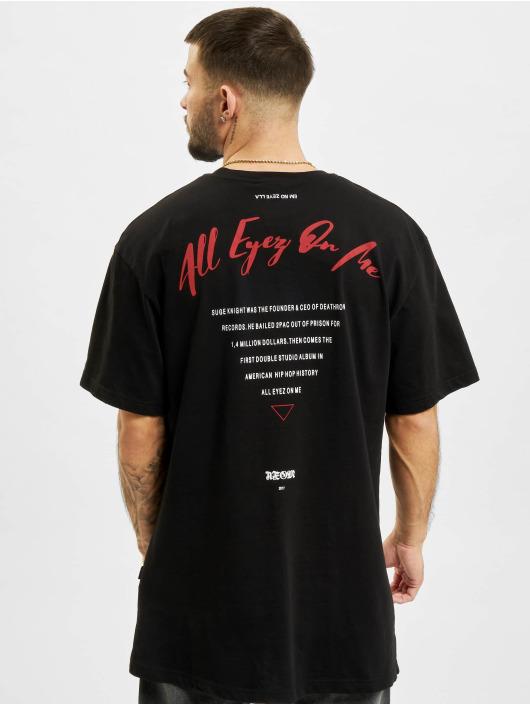 AEOM Clothing T-Shirty Big Suge czarny