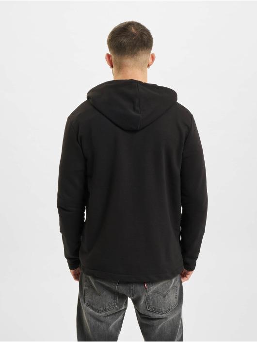 AEOM Clothing Zip Hoodie Clothing Off Black svart