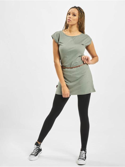 Alife & Kickin Dress Elli green
