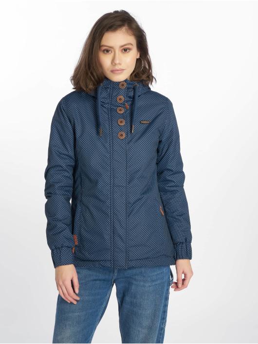 Alife & Kickin Lightweight Jacket Jade blue