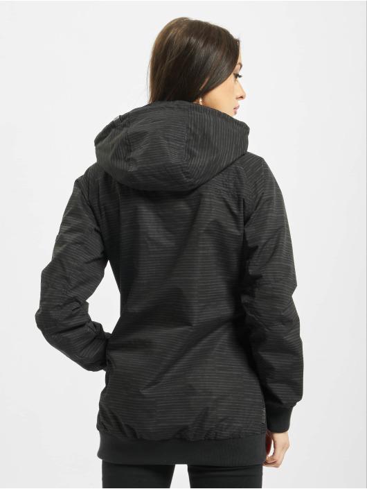 Alife & Kickin Lightweight Jacket Black Mamba grey
