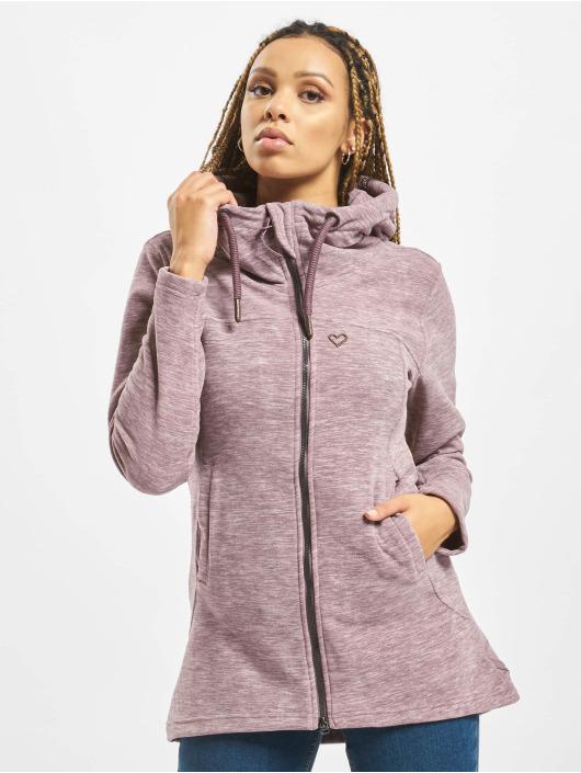 Alife & Kickin Lightweight Jacket Charlotte E purple