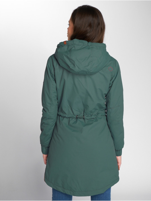 501869 Alifeamp; Charlotte Manteau Coat Femme Kickin Vert C b6ymf7vYIg