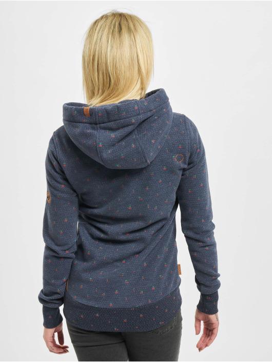 Alife & Kickin Pullover Sarina blau