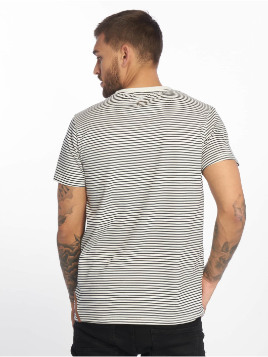 Alife & Kickin T-Shirt Nic A blanc