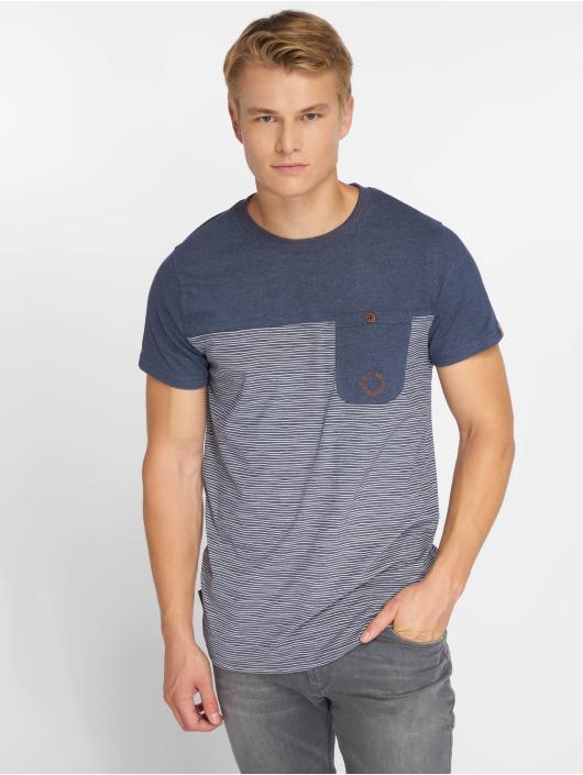 Alife   Kickin   Leo bleu Homme T-Shirt 501644 570a837a741f
