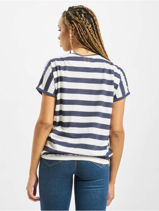 Alife & Kickin T-Shirt Sun blue