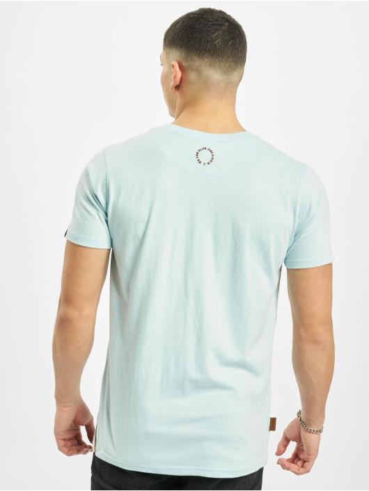 Alife & Kickin T-Shirt Maddox blue