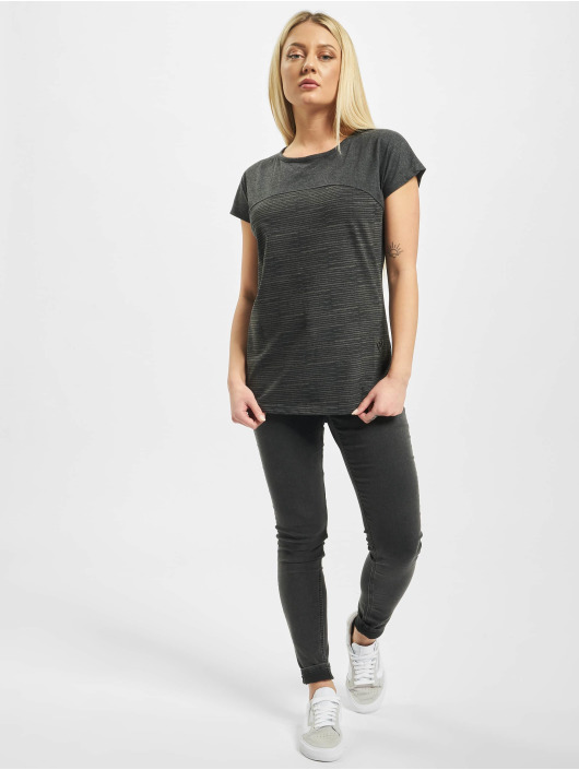 Alife & Kickin T-Shirt Claire grey
