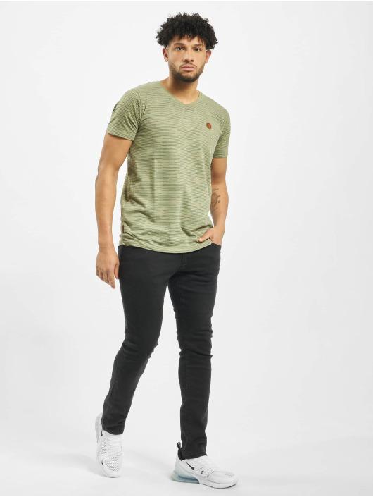 Alife & Kickin T-Shirt Tim grün