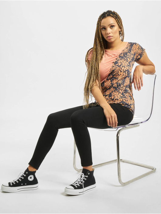 Alife & Kickin T-Shirt Zoe orange