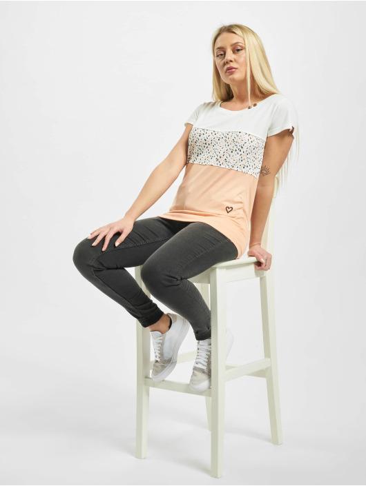 Alife & Kickin T-Shirt Clea orange