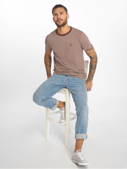 Alife & Kickin T-Shirt Nic A rot