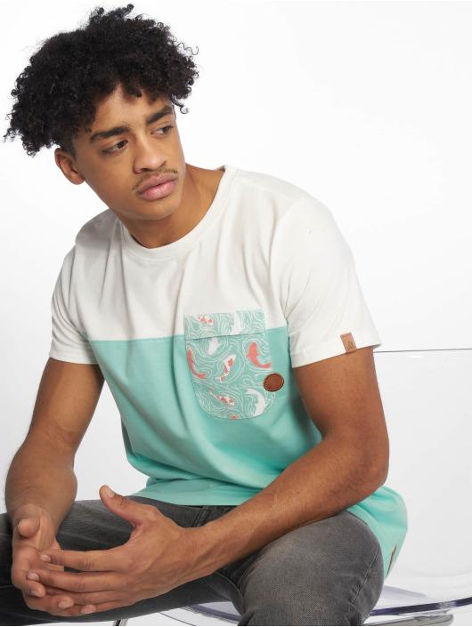 Alife & Kickin T-Shirt Leo A türkis