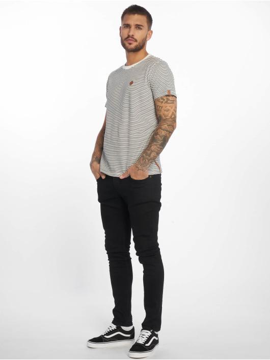Alife & Kickin T-Shirt Nic A weiß