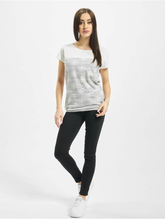 Alife & Kickin T-Shirt Clarice weiß