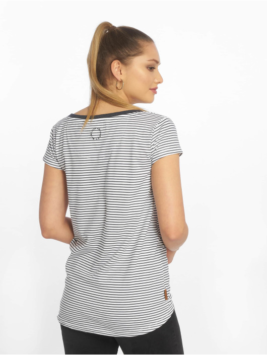 Alife & Kickin T-Shirt Tina white