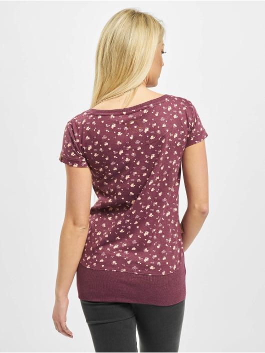 Alife & Kickin T-Shirty Coco czerwony