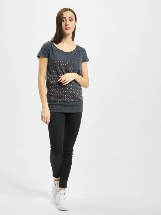 Alife & Kickin T-Shirty Cora niebieski