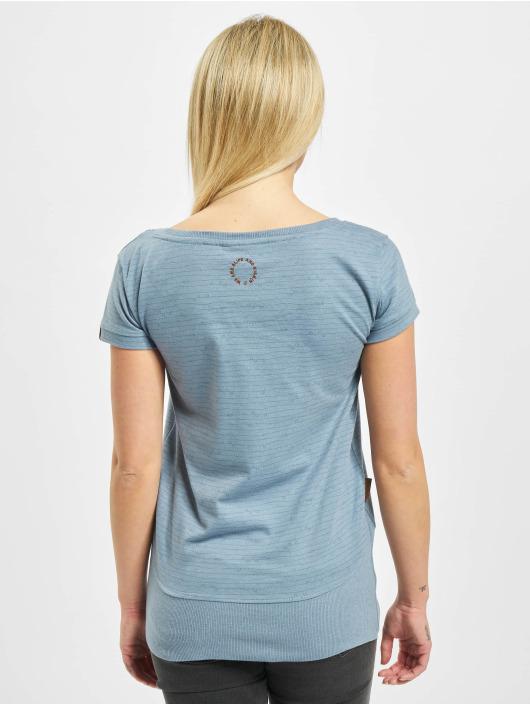 Alife & Kickin T-Shirty Coco niebieski