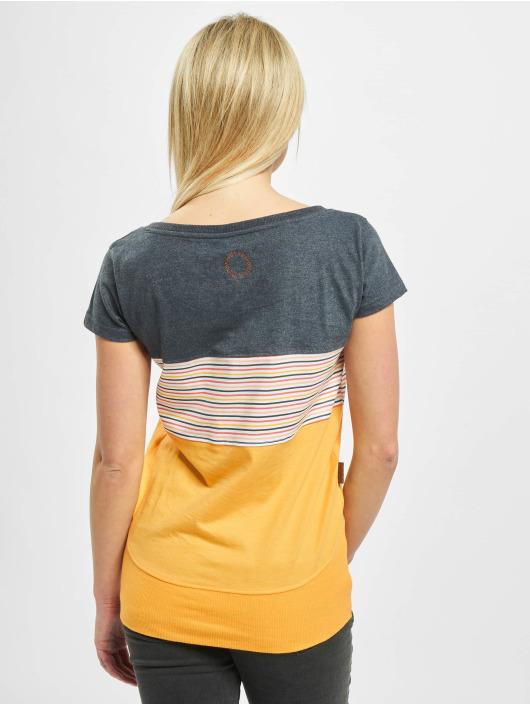 Alife & Kickin T-Shirty Clea pomaranczowy