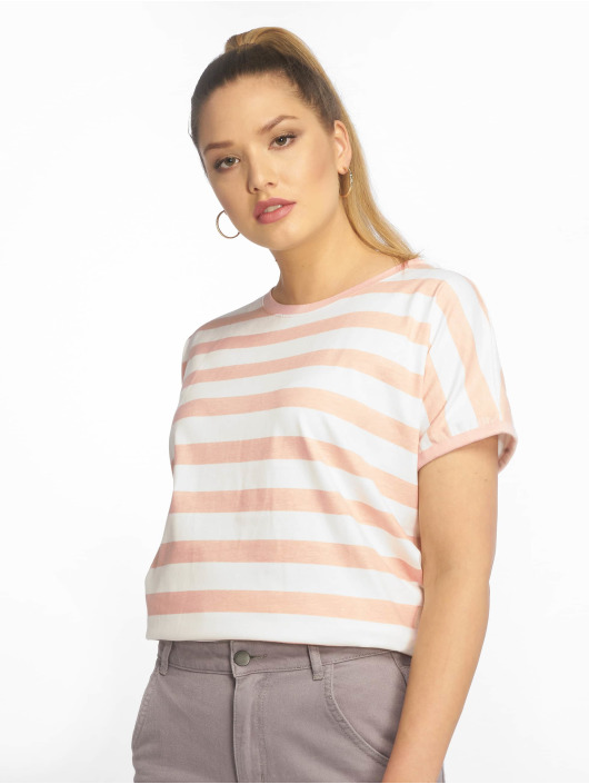 Alife & Kickin T-Shirty Sun rózowy