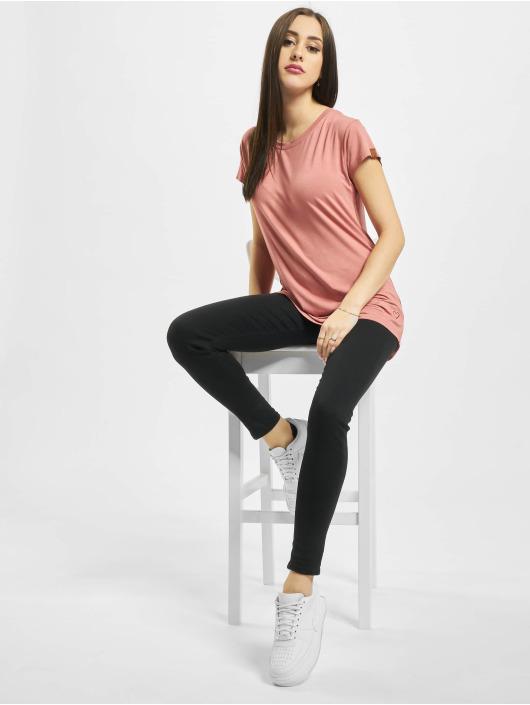 Alife & Kickin T-Shirty Mimmy rózowy