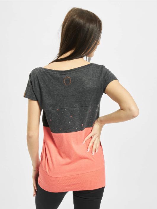 Alife & Kickin T-Shirty Clea rózowy